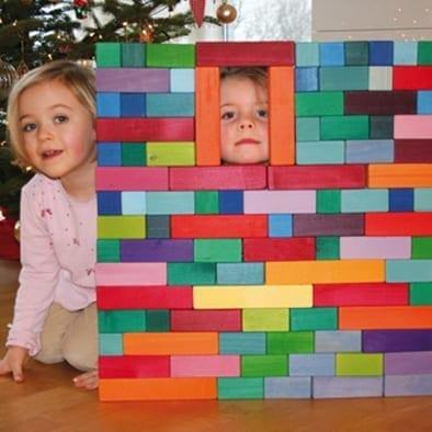 Jouets de construction et création